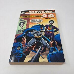 DC Showcase Presents Brave and The Bold Batman Team Ups Vol 3 Paperback Book