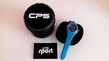 Nuevo - Reloj Watch CP5 Sport - Aluminum Case - Quartz - Blue Swarovski - Size S