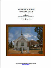 APOSTOLIC CHURCH TOOGOOLAWAH  - cross stitch chart