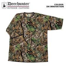 Deerhunter Short Sleeve T-shirts Hunting Clothing