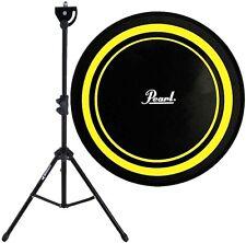 """Pearl pdr-08p practice Drum-pad übungspad 8"""" + KEEPDRUM DPS übungspadständer"""