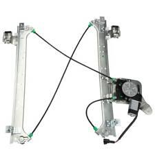 FOR Silverado 1500 GMC Sierra Rear Left Power Window Lift Regulator w/ Motor