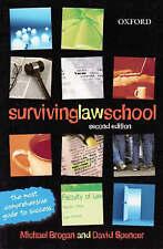 NEW Surviving Law School by Michael Brogan