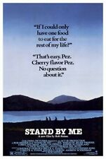 "STAND BY ME Movie Poster [Licensed-NEW-USA] 27x40"" Theater Size (B)"