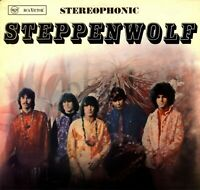 STEPPENWOLF First Album BANNER HUGE 4X4 Ft Fabric Poster Tapestry Flag album art