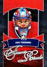 2012-13 ITG Forever Rivals #44 Jose Theodore