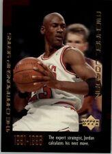 1999 Upper Deck Michael Jordan The Early Years card# 43