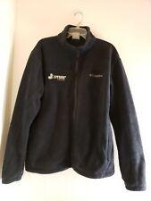 Columbia Men's Interchange Fleece Jacket Jomar Valve Embroidered XL Full Zip
