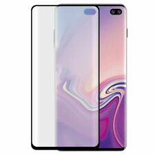 Screen Protector Film Full Coverage Curved Fit Samsung Galaxy S10 S10E Plus