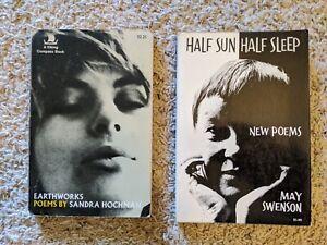 Pair of Vintage Poetry Books