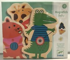 Djeco Holz Magnete: Belty
