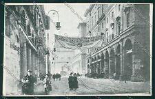 Bologna città Militari cartolina QQ9179