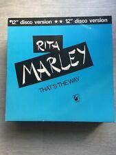 Rita Marley-Thats The Way 12 inch maxi single