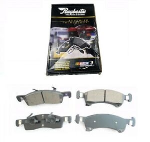 FRONT BRAKE PADS RAYBESTOS PGD934QS FOR FORD EXPEDITION LINCOLN NAVIGATOR 03-06