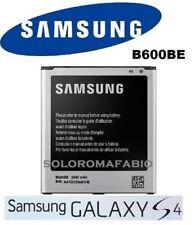 BATTERIA ORIGINALE SAMSUNG GALAXY S4 GT I9500 I9505 B600BE NUOVA CON NFC