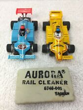 12p TYCO Slot Car Formula One F1 Kraco 18 Andretti Indy F-1 BODY ONLY 8987 DIRTY