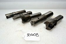 Carbide Insert Cutters assorted as a lot (Inv.30608)
