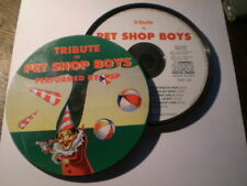 """TRIBUTE TO PET SHOP BOYS """" by hsp """" CD"""