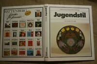 Battenberg Sammlerbuch Jugendstil , Glas Möbel Porzellan Metallobjekte Lampen