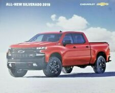 2019 Chevrolet Silverado 1500 Brochure (Revised) All New Generation Silverado