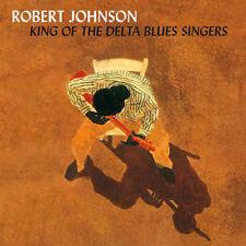Robert Johnson King of the Delta Blues Singers CD NEW