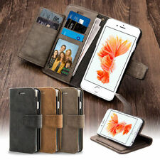 Leather Mobile Phone Flip Cases for iPhone 6s Plus