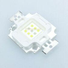 5pcs 10W High Power Led Chip 6x Cool White 14000K+3x Royal Blue Aquarium lights