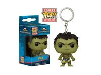 Funko - POP Keychain: Thor Ragnarok - Casual Hulk Brand New In Box