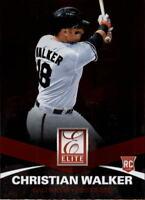 2015 Elite Baseball Base Singles (Pick Your Cards)