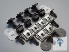Dispositivos de protección trasera de protección de motor clips set audi a4 seat exeo skoda superb Passat b5