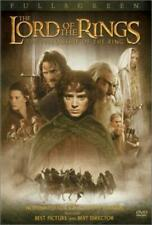 The Lord of the Rings - The Fellowship of the Ring (Full Screen Edition) [Dvd]