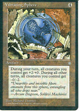 MAGIC THE GATHERING ICE AGE ARTIFACT VIBRATING SPHERE