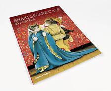 Shakespeare Cats: Poster Book ' Herbert, Susan