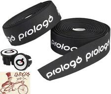PROLOGO ONE TOUCH GEL BLACK/WHITE BICYCLE HANDLEBAR BARTAPE BAR TAPE