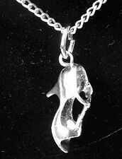 Sterling SILVER 925 Latin Ballroom Dance Shoe Pendant