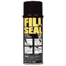 3 Pk Fill And Seal 12 Oz Tan Color Crack Gap Hole Foam Sealant 157859