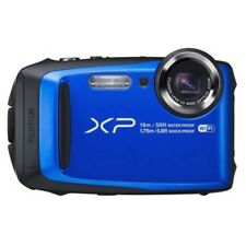 New Fujifilm FinePix XP95 16.4MP Waterproof Shockproof Digital Camera, Blue