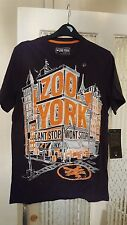 Officiel zoo york zy coin cant stop accoutumée stop t shirt taille s