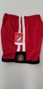 Atlanta United FC MLS Boys Shorts  XS  S M L XL NWT
