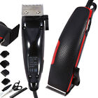 Men's Electric Shaver Razor Beard Hair Grooming Trimmer Clipper Rechargeable Kit