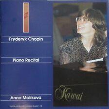 CD Chopin - Malikova