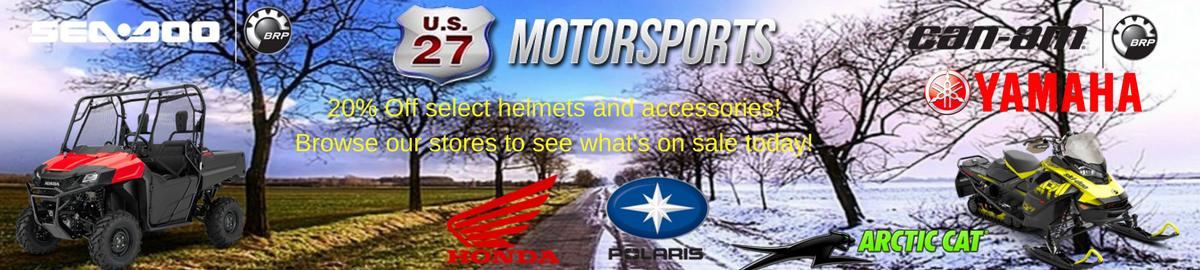 US 27 Motorsports Discount Parts