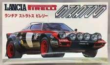 Fujimi Model 1/20 Lancia Stratos Pirelli 4968728090184 09018 Car Truck