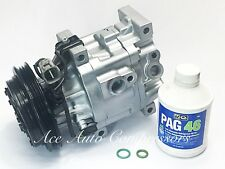 A/C Compressor fits Toyota Prius 2001-2003 L4 1.5L SCS06C W/One Year  Warranty.