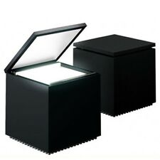 CINI & NILS CUBOLUCE Tischleuchte, Kunststoff schwarz, sofort, NEU, OVP