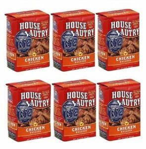 House Autry Chicken Breader Mix 6 Bag Pack