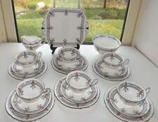 Art Deco Saucer Shelley Porcelain & China