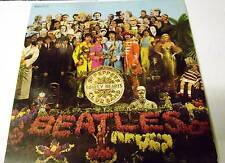 THE BEATLES SGT PEPPERS LONELY HEARTS CLUB BAND PATHE MARCONI  FRANCE 1974