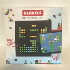 Bloxels Builder Play Free With The App Video Game Creation Platform Age 8Y+ New