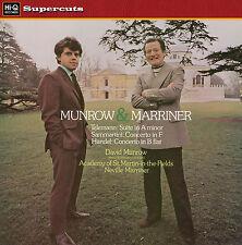 ACADEMY OF ST. MARTIN-IN-THE-FIELDS/MARRINER/DAVID MUNROW - Telemann/Suite. LP